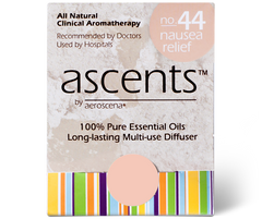 Ascents® Nausea Relief No. 44 Clinical Aromatherapy Inhaler