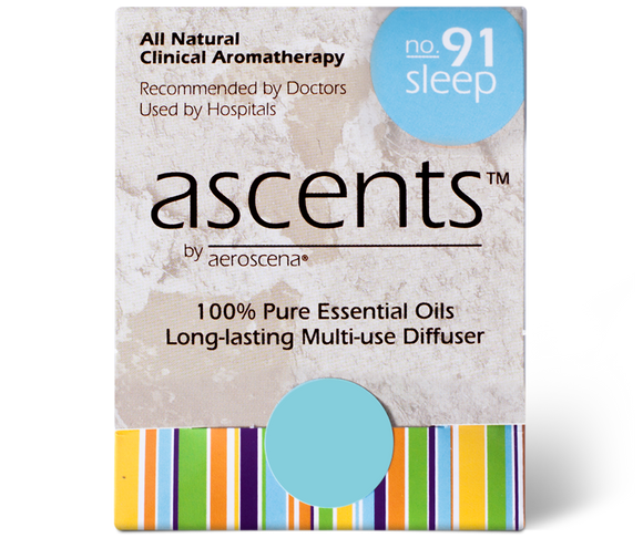 Sleep No. 91 Essential Oil Nasal Inhaler for Insomnia | Aromatherapy