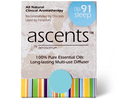 Sleep No. 91 Ascents® Essential Oil Inhaler