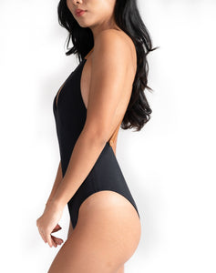 Olivia One Piece | Black