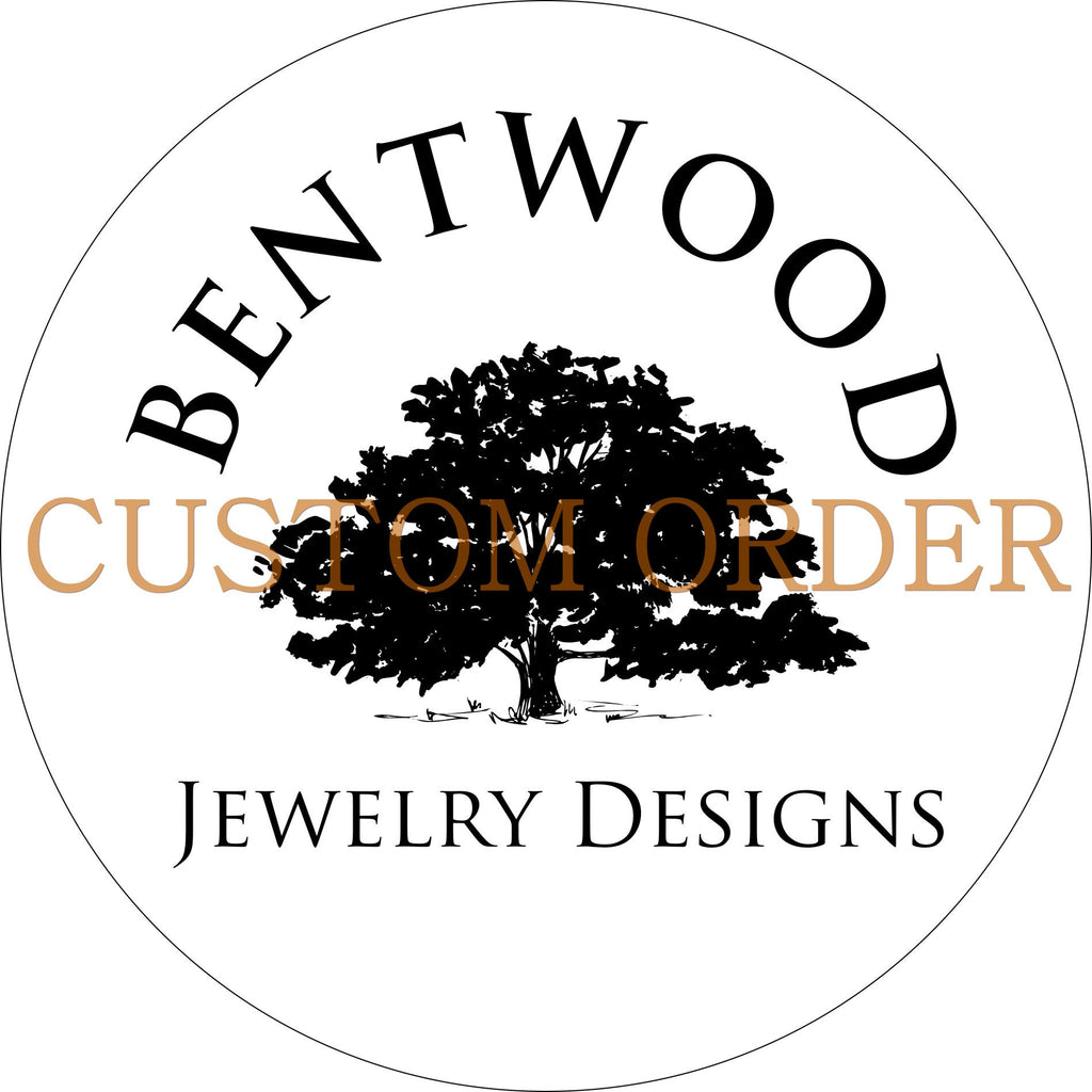 One Bentwood Ring Titanium Core - Bentwood Jewelry Designs - Custom Handcrafted Bentwood Wood Rings
