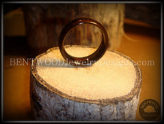 Bentwood Rings - Macassar Ebony Wood Ring - Bentwood Jewelry Designs - Custom Handcrafted Bentwood Wood Rings  - 3