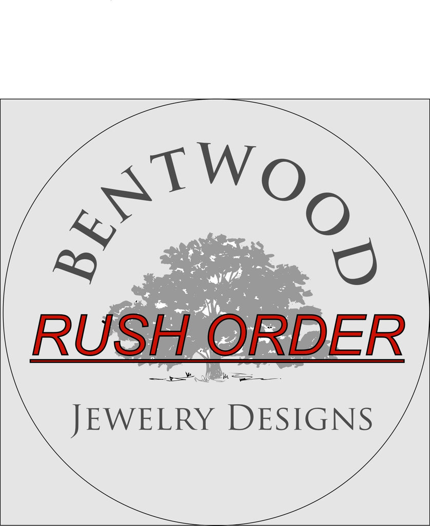 Rush Order Bentwood Ring Pair handcrafted bentwood wooden rings wood wedding ring engagement