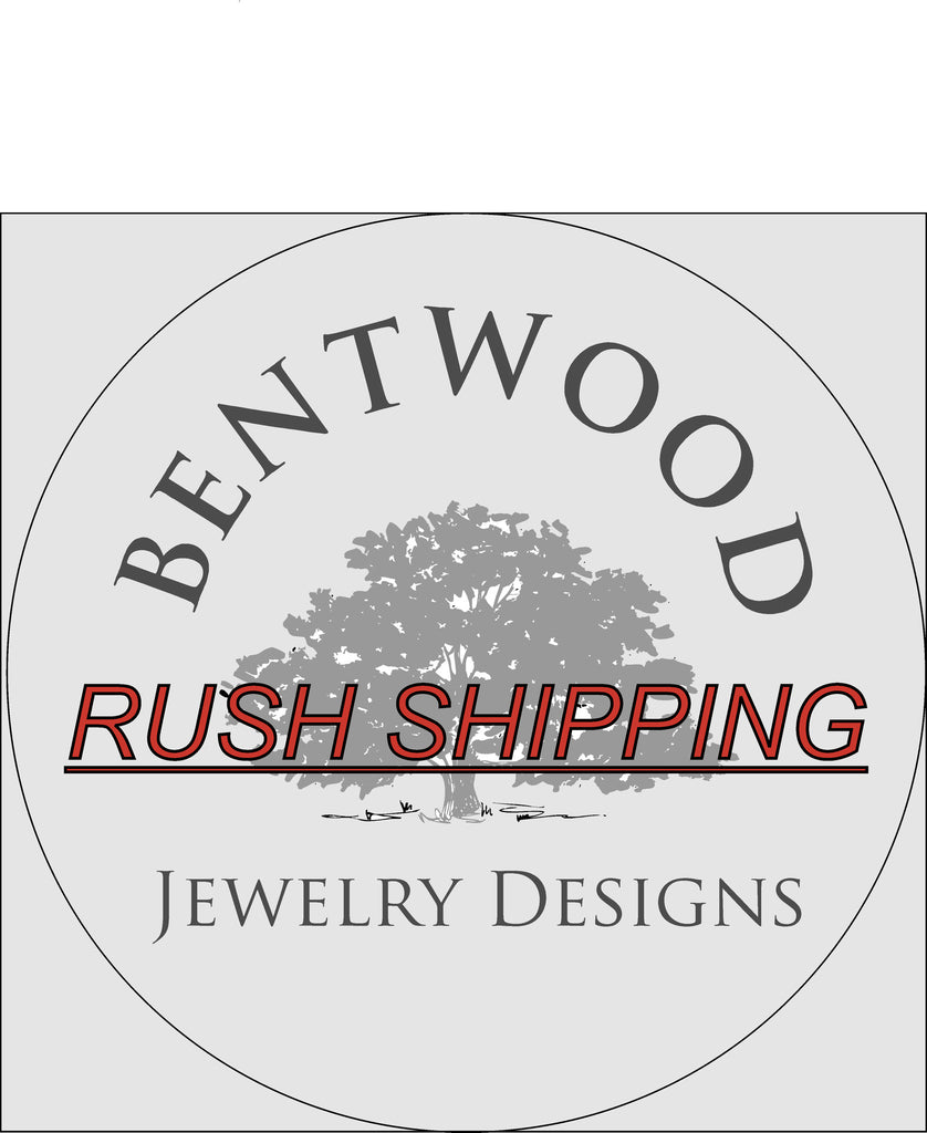 Rush Shipping - United States - Bentwood Jewelry Designs - Custom Handcrafted Bentwood Wood Rings