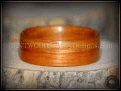 Bentwood Ring - Texas Hill Country Cedar Wood Ring - Bentwood Jewelry Designs - Custom Handcrafted Bentwood Wood Rings