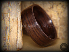 "Bentwood Ring - ""Ancient Medium"" Dark"" 6000 Year Old Bog Oak Dark Classic Wood Ring  ***  Limited Supply  *** handcrafted bentwood wooden rings wood wedding ring engagement"