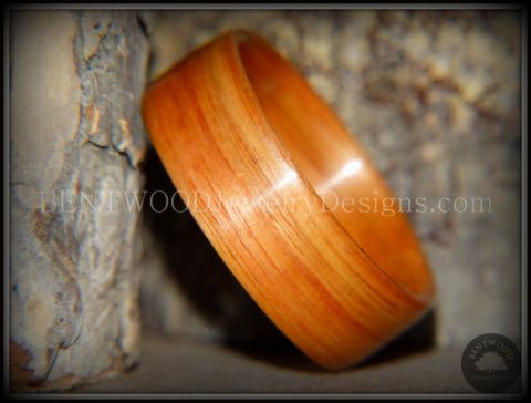 Bentwood Ring - Texas Hill Country Cedar Wood Ring