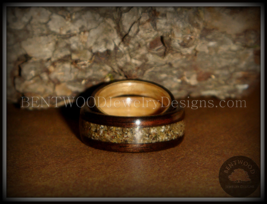hammered au listing bentwood steam rings macassar bent ebony zoom wood fullxfull il twisted wedding with ring and