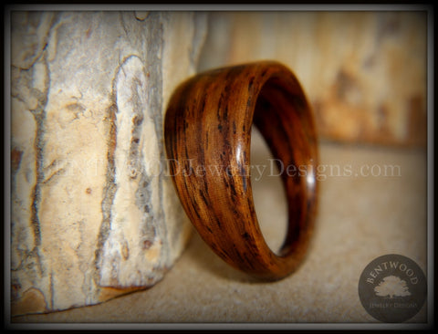 "Bentwood Ring - ""Wedge"" Rosewood Classic"
