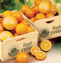 Field Crate Deluxe Navels & Ruby Red Grapefruit