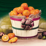 HoneyBells, Ruby Red Grapefruit, 2 Jars Marmalade, 8 oz. Box Chocolate Coconut Patties , Grove Basket