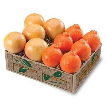Field Crate Deluxe HoneyBells & Grapefruit