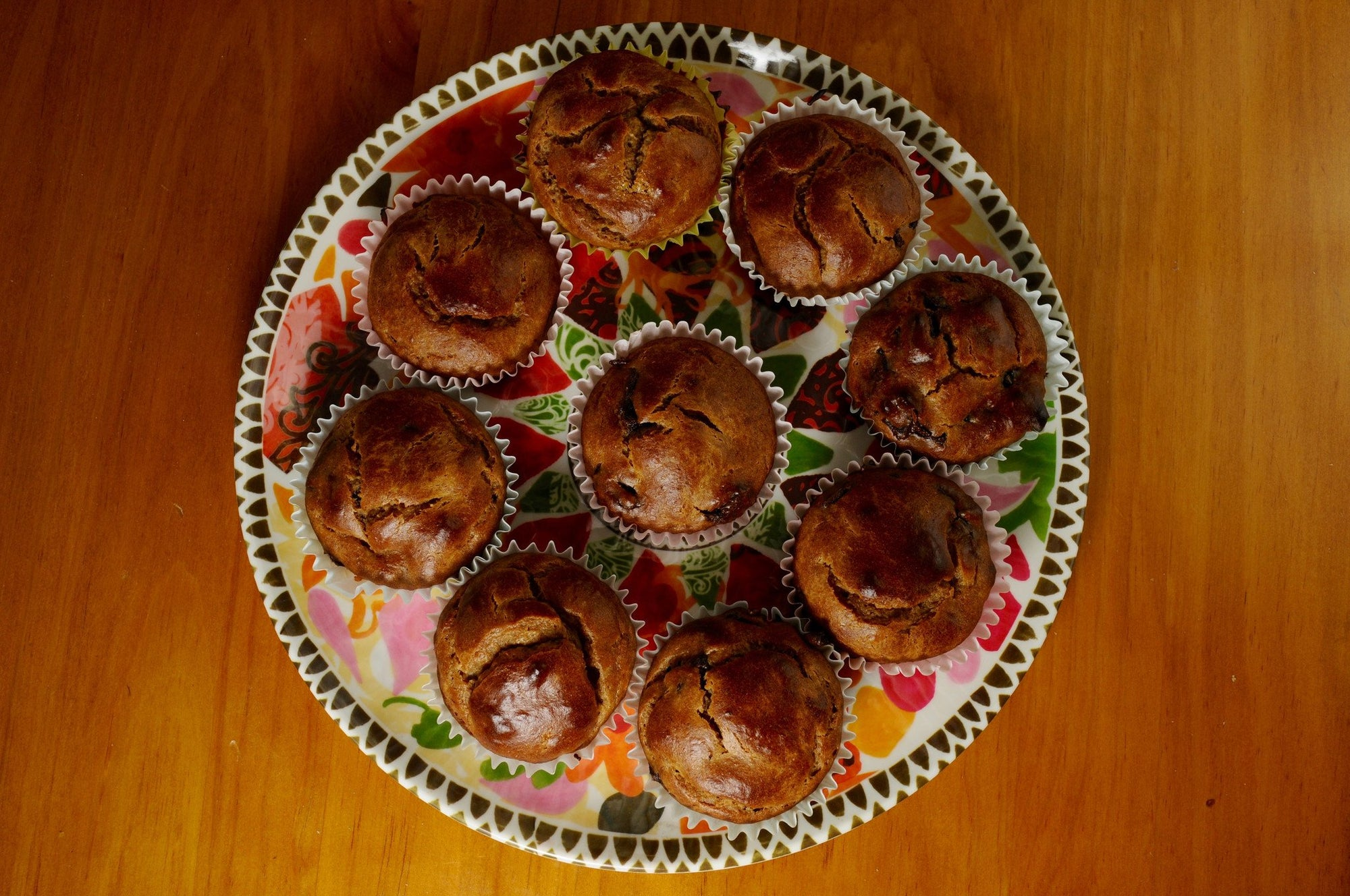 Simple Blender Muffins (with NibMor chocolate!)