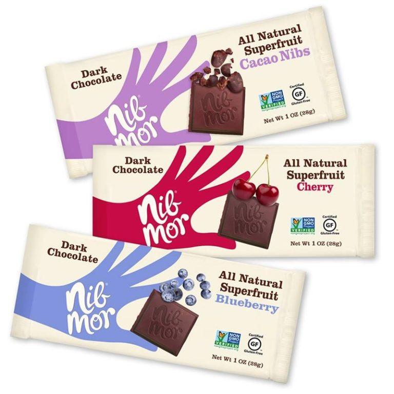 All Natural 1 oz. Chocolate Bars: Try Them TODAY!