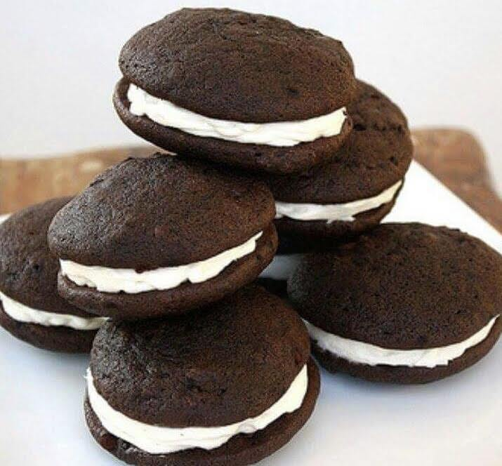NibMor Vegan and Gluten Free Whoopie Pies