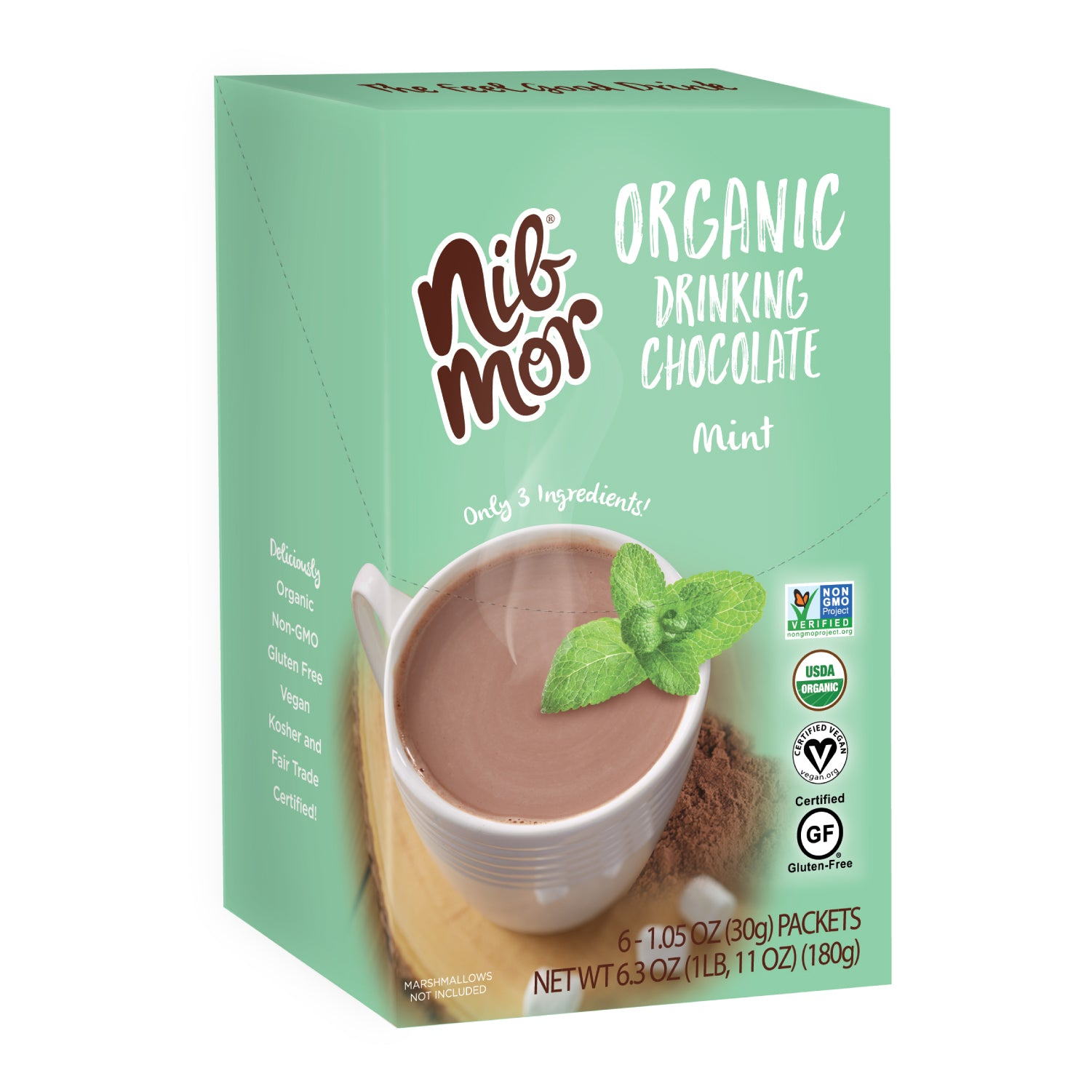 Mint Drinking Chocolate
