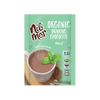 mint individual drinking chocolate