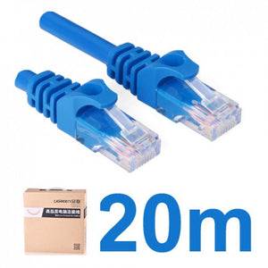 Cat6-20M Gigabit Ethernet - CCTVMASTERS.COM.AU