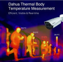 Load image into Gallery viewer, Dahua Human Body Thermal Temperature Monitoring Solution - CCTVMasters.com.au