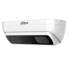 Load image into Gallery viewer, Dahua 3MP AI Starlight 3D Dual Lens People Counting IP Network Camera Fixed 2.8mm - CCTVMasters.com.au