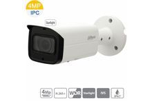 Load image into Gallery viewer, 4MP DAHUA 4CH IP MOTORISED BULLET BUNDLE KIT