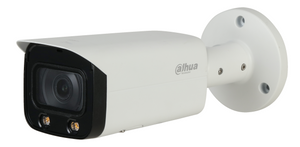 Dahua 4MP Smart AI Starlight+IP Bullet Fixed 2.8mm,White Light, PoE