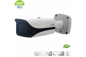 Dahua DH-IPC-HFW5631E-ZE 6MP IP Bullet Camera Motorized 2.7~13.5mm - CCTVMasters.com.au