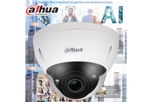 Load image into Gallery viewer, Dahua DH-IPC-HDBW5442EP-ZE-2712 Dahua AI 4MP Starlight + IP Vandal Dome Motorized 2.7mm~12mm, ePOE - CCTVMasters.com.au