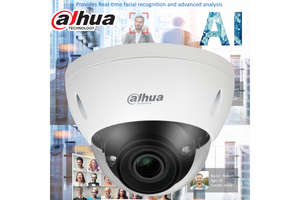 Dahua DH-IPC-HDBW5442EP-ZE-2712 Dahua AI 4MP Starlight + IP Vandal Dome Motorized 2.7mm~12mm, ePOE - CCTVMasters.com.au