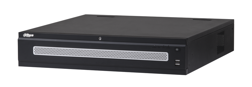 Dahua 128 Channel Ultra 4K H.265 Network Video Recorder - CCTVMasters.com.au