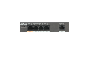 Dahua 4 Port POE Switch - CCTVMASTERS.COM.AU