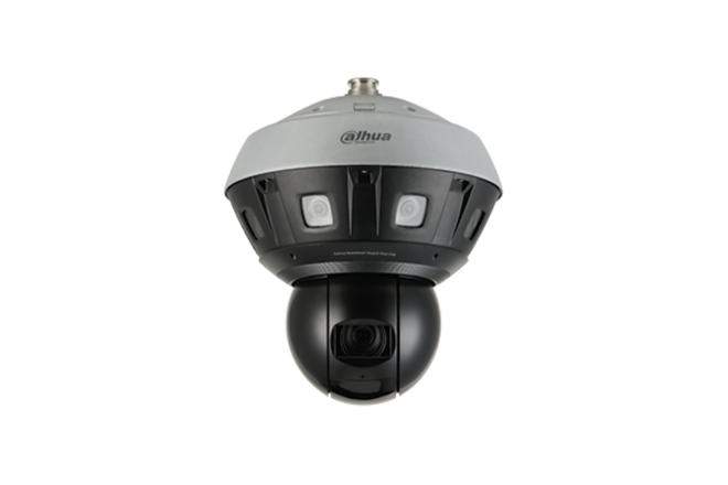 DH-PSDW8842ML-A180-D237 4x2MP WizMind Multi-Sensor Panoramic Network Camera+PTZ Camera