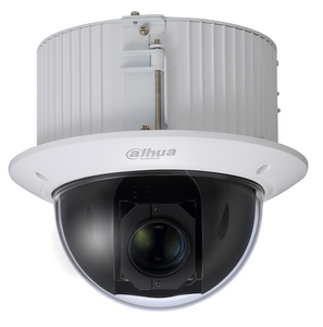 DH-SD52C225U-HNI, Dahua 2MP Starlight IP PTZ 25X 4.8mm~120mm lens,60fps,WDR,IVS, Auto Tracking,IK10, AC24V/1.5A, POE+