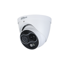 Load image into Gallery viewer, Dahua 4MP WizSense Thermal Network Mini Hybrid Eyeball Camera, DH-TPC-DF1241