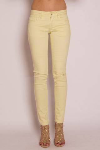 Simply Jeans - Yellow