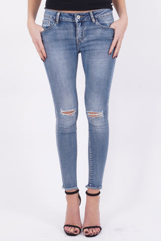 Skinny Riped Jeans