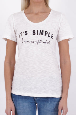 Simply Complicated Tee