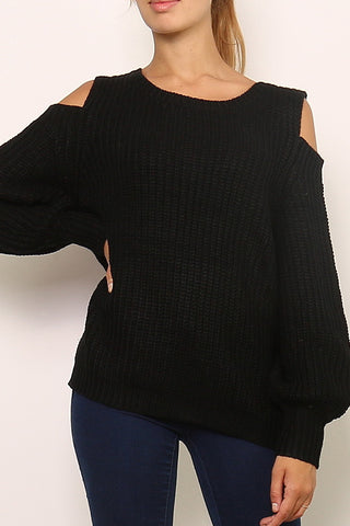 Clair Sweater - Sort