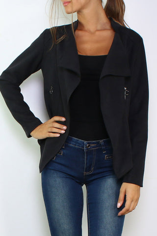 Filippa Suede Jacket