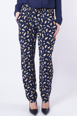 PIPIN Pants - Blue/Yellow