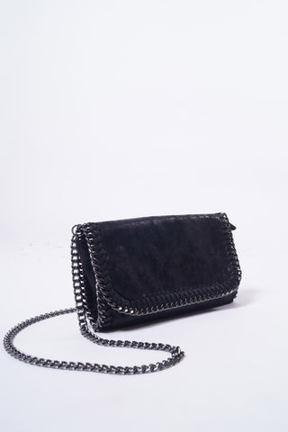 Chain Shoulder Bag - Sort