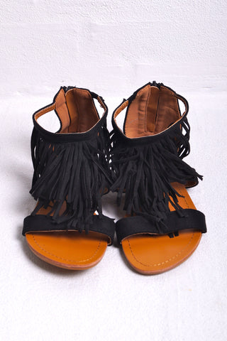 FRINNY Sandals - Sort