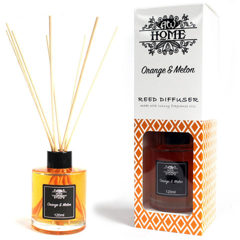 Reed Diffuser Orange Lemon