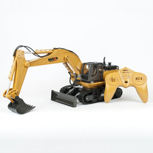 11 Channel RC Digger Toy