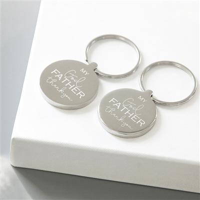 Godfather Keyring