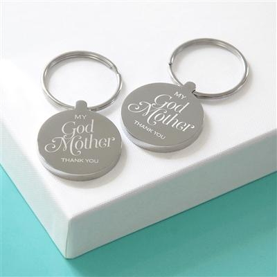 Godmother Keyring