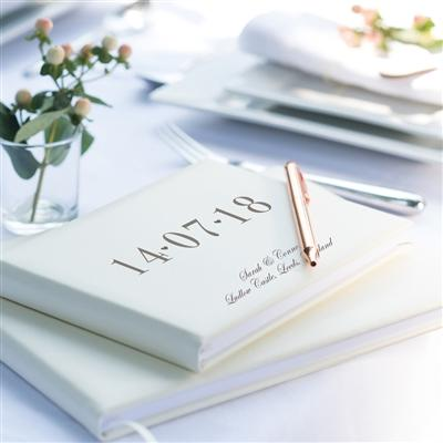 Office & Stationery > Diaries & Books > Guest book > Special Date Guest Book