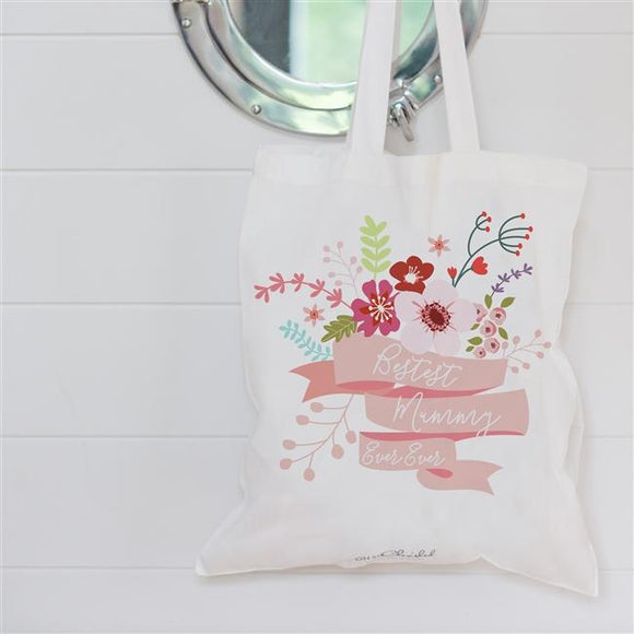 Gifts for Mum > Home > DIY & Cleaning > Tote bags > Bestest Mummy Tote Bag
