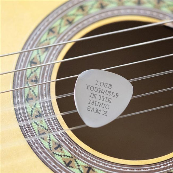Home > Home Décor > Plectrums > Personalised Plectrum