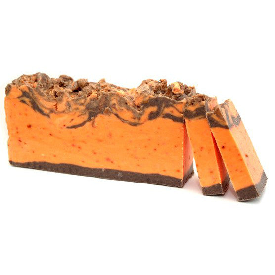 Gifts > Gifts For Her > Cinnamon & Orange Olive Oil Artisan Soap Loaf